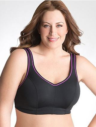 Lane Bryant convertible sports bra