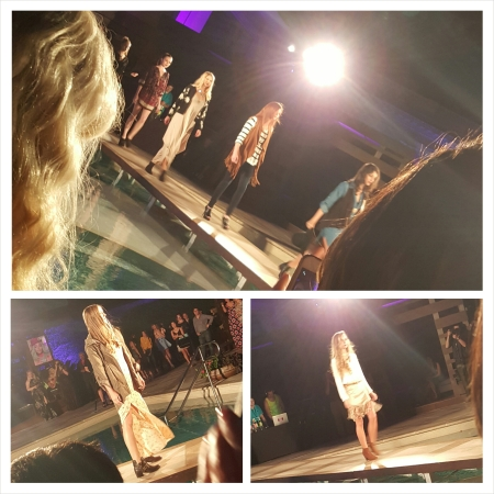 Some of the runway showings from The Garment District Kansas City.